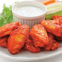 Cajun Chocken Wings
