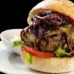 BA Beef Burger