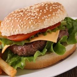 Seeded Burger Buns